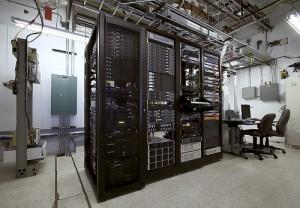 Server elhelyezés