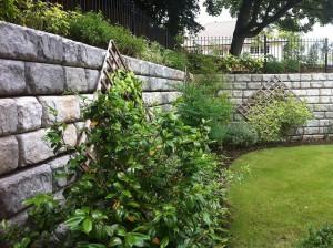 A kerítés védi a házi kedvenceket