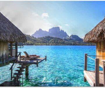Bora Bora utazás