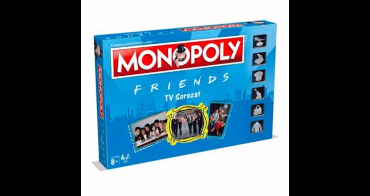 Monopoly Jóbarátok